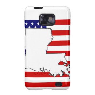Louisiana Samsung Galaxy S2 Case