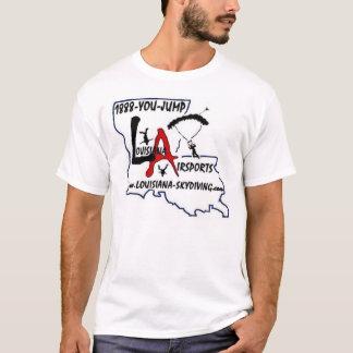 Louisiana-Skydiving.com Logo T-shirt