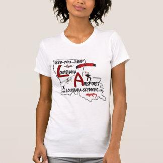 Louisiana-Skydiving-May08 T Shirts