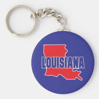 Louisiana State Keychains