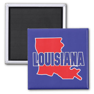 Louisiana State Magnet