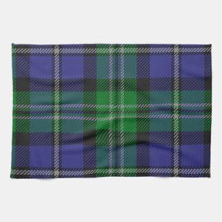 Louisiana_state_tartan Tea Towel