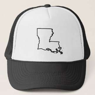 Louisiana State Trucker Hat