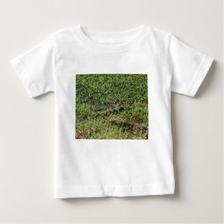 Louisiana Swamp Alligator in Jean Lafitte Baby T-Shirt