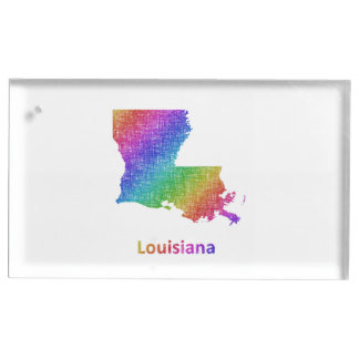 Louisiana Table Number Holder