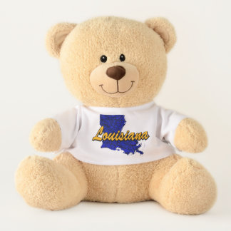 Louisiana Teddy Bear