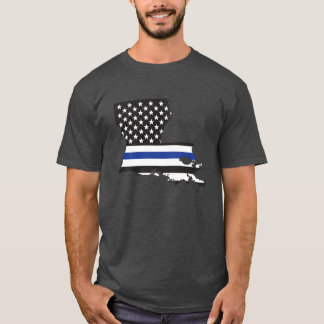 Louisiana Thin Blue Line T-Shirt