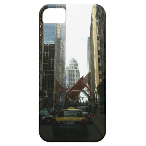 Louisivlle's 4th Street Venue iPhone 5 Cover