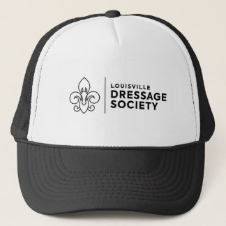 Louisville Dressage Society logo Trucker Hat
