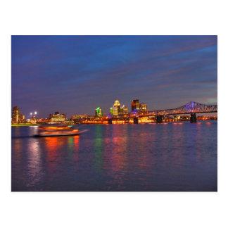 Louisville, Kentucky Postcard