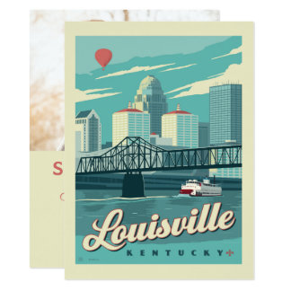 Louisville, Kenucky | Save the Date - Photo Card