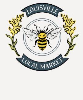 Louisville Local Market Logo Shirt