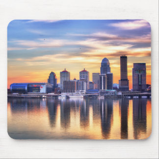 Louisville Skyline Mouse Pad