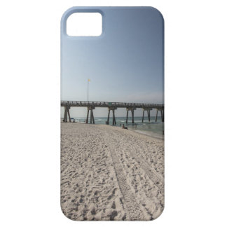 Lounge Chairs at Panama City Beach Pier Barely There iPhone 5 Case