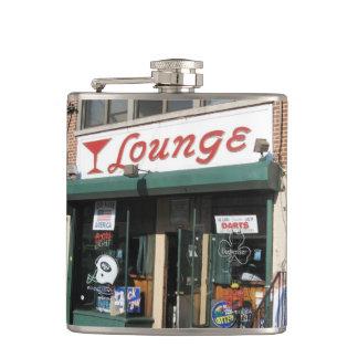 Lounge Photo Flask