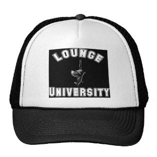 Lounge University Trucker Hat (black)