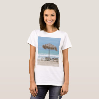 Lounges on the beach T-Shirt