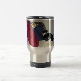 Lounging Lucy Coffee Mugs