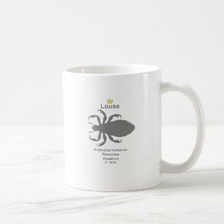 Louse2 g5 basic white mug
