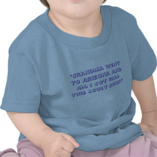 Lousy shirt...
