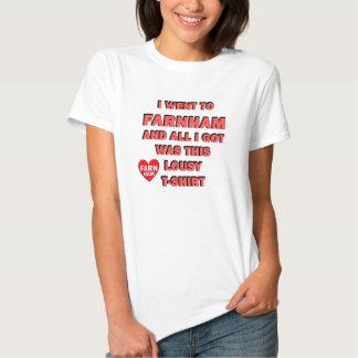 Lousy T-shirt Farnham
