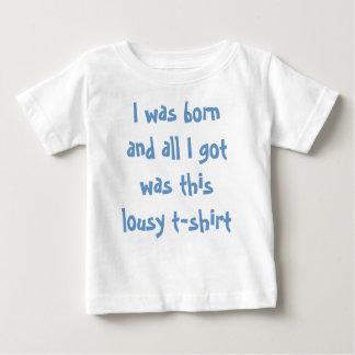 Lousy T Shirt Toddler Tee