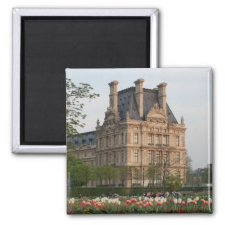 Louvre Museum Magnet