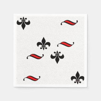 Louvre Paper Napkin