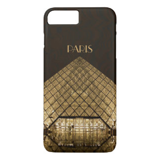 Louvre Pyramid iPhone X/8/7 Plus Barely There Case