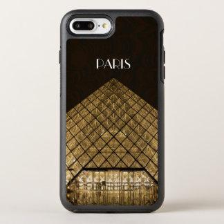 Louvre Pyramid iPhone X/8/7 Plus Otterbox Case