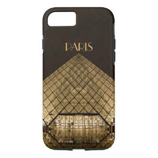 Louvre Pyramid iPhone X/8/7 Tough Case