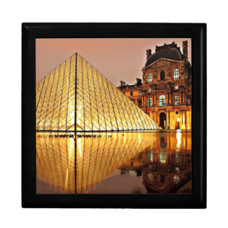 Louvre Pyramid, Paris Gift Box