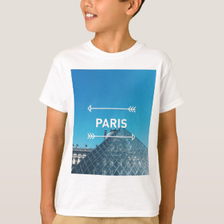 Louvre Pyramid Paris T-Shirt