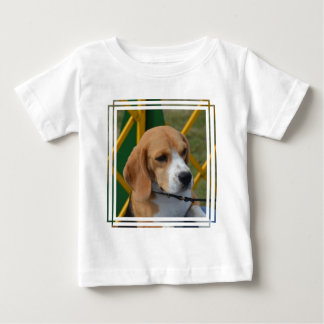 Lovable Beagle Baby T-Shirt