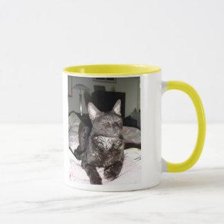 Lovable Cornish Rex Mug