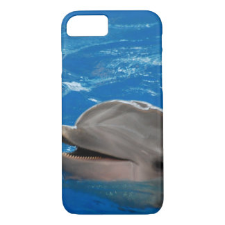 Lovable Dolphin iPhone 7 Case