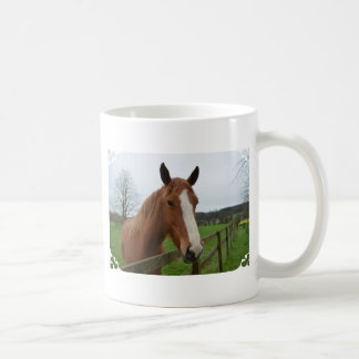 Lovable Quarter Horse Coffee Mug