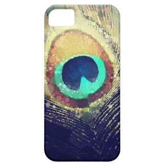Love2Snap Peacock Feather iPhone 5 Cover