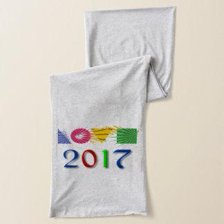 Love 2017 scarf