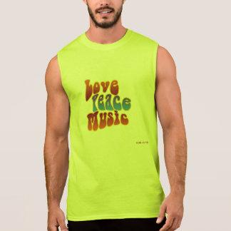 Love 35 sleeveless shirts