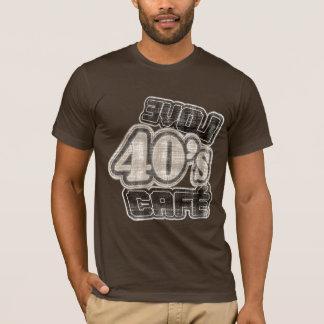 Love 40's Cafe Vintage #2 T-Shirt