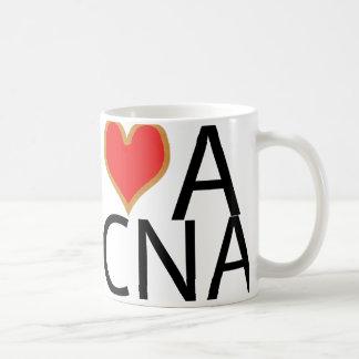 Love A CNA Coffee Mug