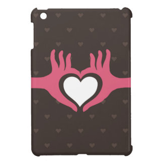 Love a hand iPad mini covers