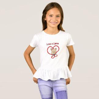 Love a Llama T-Shirt