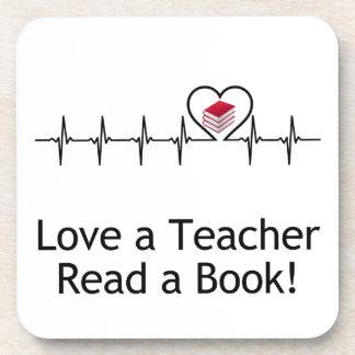 Love a Teacher Coasters