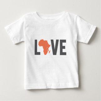 love africa baby T-Shirt