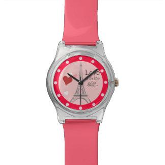 Love air watch