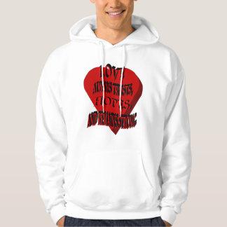 Love Always Heart Sweatshirt