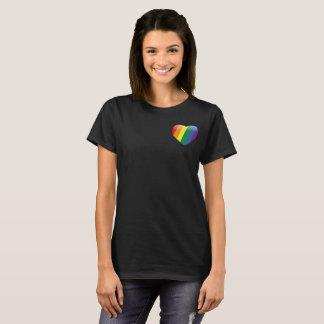 Love always wins womans T-shirt