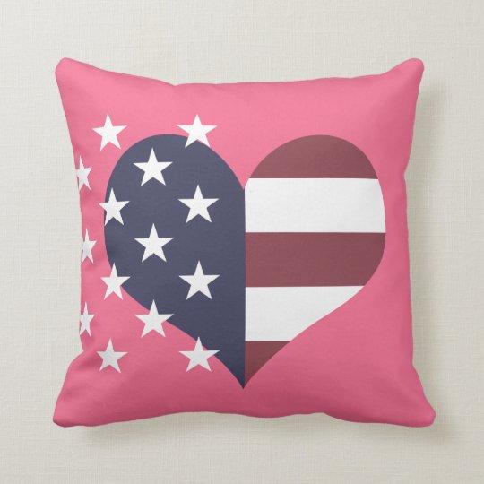 LOVE AMERICAN STYLE CUSHION